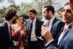 Fotografías de boda en el Parador de Argomaniz