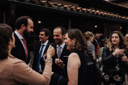 boda civil en el palacio de elorriaga